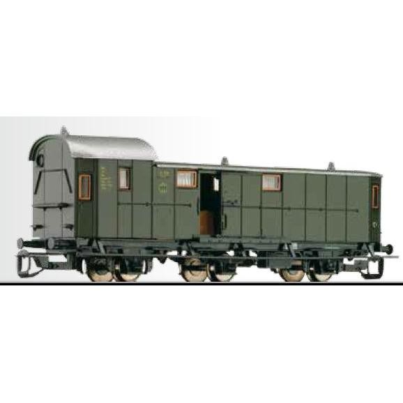 Gepaeckwagen, DRG, Ep.II
