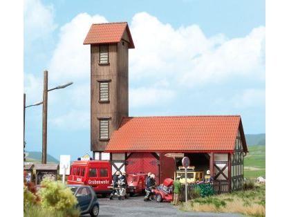 Feuerwehr Ilfeld H0