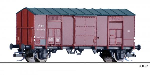 Gedeckter Güterwagen Gdov der JZ, Ep. III