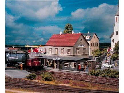 Bahnhof Burgstein