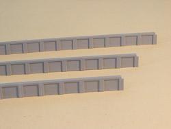 Bahnsteigkanten 10 mm