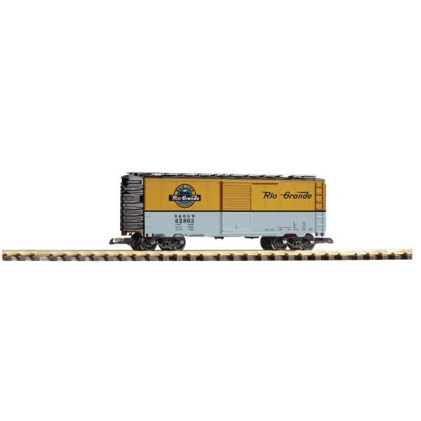 G-Güterwagen D&RGW