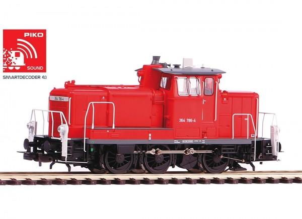 ~Diesellok/Soundlok BR 364 DB AG V + PluX22 Dec.
